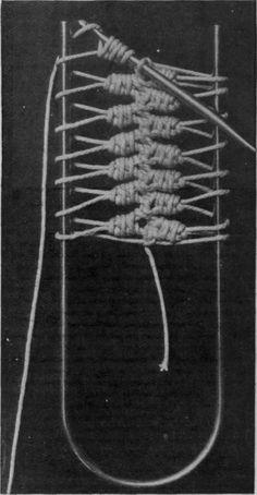 Şekil 4. Ağaç, ya da altı dikiş, yerleştirilmesi için etkili bir tasarım