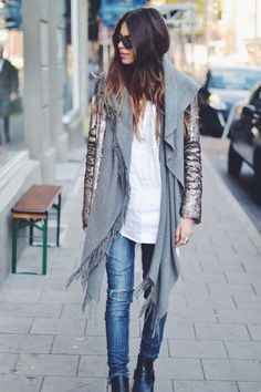 fashion ∙ street ∙ style ∙ outfit ∙ jeans