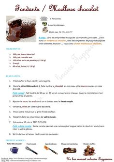 Food And Drink, Cooking Recipes, Peignoir, Nutrition, Chocolate, Moment, Risotto, Articles, Cakes