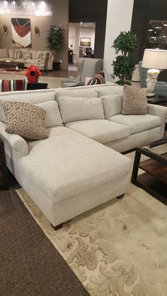 Superb Nebraska Furniture Mart Huntington House Sofa With Chaise