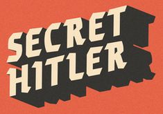 Max Temkin is raising funds for Secret Hitler on Kickstarter! A social deduction game for players about finding and stopping the Secret Hitler. Games To Buy, More Games, Hidden Identity, Fun Board Games, Game Boards, Three Friends, Game Night, News Games, Betrayal