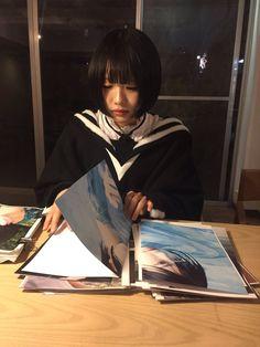 Asian Woman, Asian Girl, Kawaii Girl, Aesthetic Photo, Pose Reference, Harajuku, Short Hair Styles, Take That, Anime