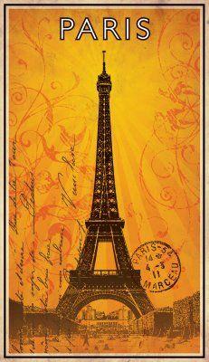 Paulo Viveiros: London, Paris, New York vintage print designs