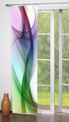 Auf Maß Comfortable And Easy To Wear Curtains, Drapes & Valances Window Treatments & Hardware Fotogardinen Batter Schiebevorhang Schiebegardinen Vorhang Gardinen 3d