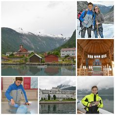 Balestrand is a good base for exploring the fjords