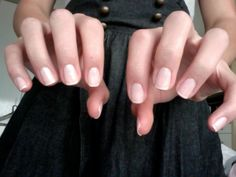 The Beauty Residence: NOTD : Ballet Slippers and Mademoiselle by Essie