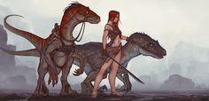 Xavier Leroux,Fantasy,Fantasy art,art,арт,красивые картинки,art барышня