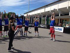 Street Hockey Tour 2014 Turku 14-15.6.2014 #streethockey #streethockeysm
