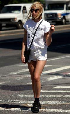 Trucos de estilismo de las celebrities para las vacaciones: Chloe Sevigny