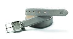 #Tuesday Treasure | Finest Nubuck leather belt in light grey #bugattifashion #ss15 #menswear #accessories #summerlook #grey