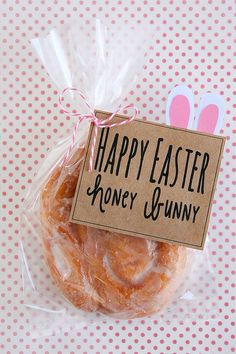 9 easter gifts for some bunny special darling easter gifts with happy easter honey bunny negle Image collections