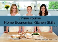 FREE - Kitchen Skills - .5 credit course