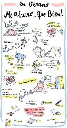 Visual thiking #aburrimiento