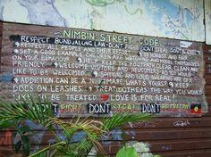 i finally went here yesterday! favorite place ever :) Nimbin, Australia