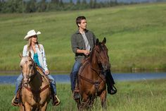Season 7 Heartland Season 7, Amy And Ty Heartland, Heartland Quotes, Heartland Ranch, Heartland Tv Show, Ty Et Amy, Amber Marshall, Strong Family, Season 12