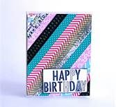 Washi Tape Cards - Bing Images