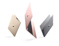 Apple launches rose gold Macbook | Creative Bloq