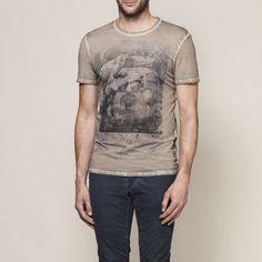 Tee-shirt homme IKKS (MC10183)   Vêtement Homme Hiver 13