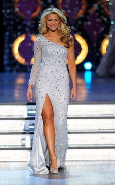 Erin Hatley Erin Hatley, Miss Tennessee, competes in the evening gown competition during the 2012 Miss America Pageant at the Planet Hollywood Resort & Casino January 14, 2012 in Las Vegas, Nevada.
