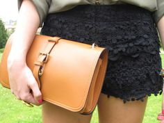Vintage 3Way Fold Over Clutch @OASAP
