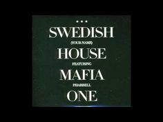 Swedish House Mafia - One Instrumental
