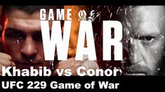 How long until the UFC 229 Nurmagomedov vs McGregor mega fight on? If you want to watch 229 UFC PPV live event online for free. Conor Ufc, Ufc Live Stream, Ufc Fight Night, Live Events, Martial Arts, War, Feelings, Games, Youtube