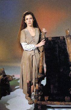 Leia. Star Wars