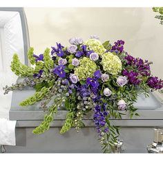 Newest Cost-Free Funeral Flowers casket Thoughts Whether you might be coordinating or even participating, funerals are usually any sad and from time to time de. Casket Flowers, Funeral Flowers, Funeral Floral Arrangements, Flower Arrangements, Flower Coupons, Flowers For Men, Cheap Flowers, Funeral Caskets, Floral Design Classes