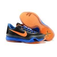 release date: fb948 8754a 2015 new Nike Zoom Kobe X (10) black blue orange men basketball shoes Kobe