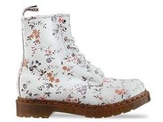 Doc Martens 8 Eye Boot- Floral (How amazing are these?!)