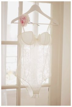 Perfect wedding night lingerie
