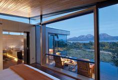 Saffire Hotel, Freycinet Peninsula, Tasmania