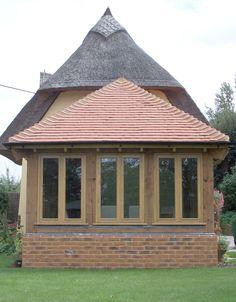 Garden Rooms - Border Oak - oak framed houses, oak framed garages and structures.