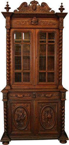 12 a henri ii style oak buffet with exceptional carvin on meubles renaissance et id es de. Black Bedroom Furniture Sets. Home Design Ideas