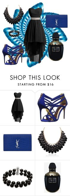"""""""Set 3"""" by farmasi-hazreta-jahic ❤ liked on Polyvore featuring Ted Baker, Yves Saint Laurent, Belk & Co. and Alexander McQueen"""