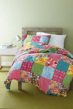 Our Monterey Patch Duvet on Detroit Free Press