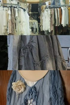 Diane Wesseling joins us with her carefree, vintage prairie inspired clothing. See all of her fanciful pieces on May 2nd in Fullerton, CA Medium Art, Handmade Art, Mixed Media Art, 2 In, Fancy, Inspired, Spring, Clothing, Inspiration