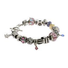 Build Your Own Bead Bracelet - Pandora Bead Compatible