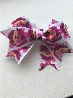 Barbie hairbow