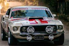 Ford Mustang - Racing.