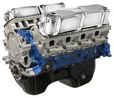 BluePrint Engines BP3060CT - BluePrint Engines Ford 306 C.I.D. 390HP Base Crate Engines