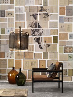 new BIBLIOTECA wallpapers arrived at oikos