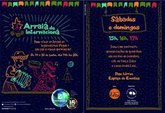 Internacional Shopping Guarulhos faz festa junina beneficente