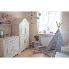 Комод Marsylia, Pinio - в детскую комнату