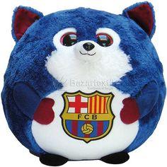 Peluche Futbol Club Barcelona Fox - Bazartextil.com