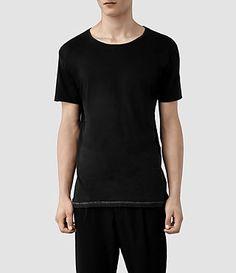 AllSaints Mens T-Shirts | Crew Neck, V-Neck, Printed & Graphic Tees