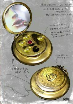 Bayonetta Concept Art - Mirror