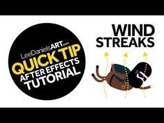 QUICK TIP | After Effects | Wind Streaks - YouTube