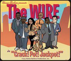 The Wire - Crack Pot Jackpot