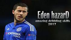 eden hazard - amazing dribbling skills and goals-2017 || HD